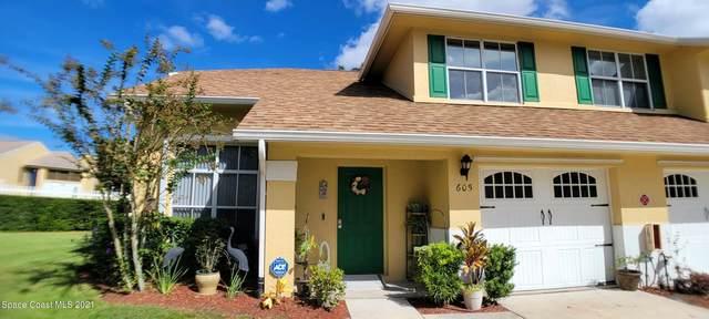 605 Cedar Side Circle NE, Palm Bay, FL 32905 (MLS #917086) :: Keller Williams Realty Brevard