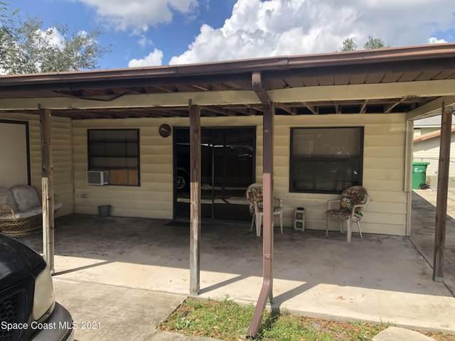 1456 Melrose Street, Cocoa, FL 32922 (MLS #917151) :: Dalton Wade Real Estate Group