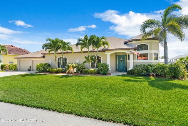 287 Arrowhead Lane, Melbourne Beach, FL 32951 (MLS #917175) :: Keller Williams Realty Brevard