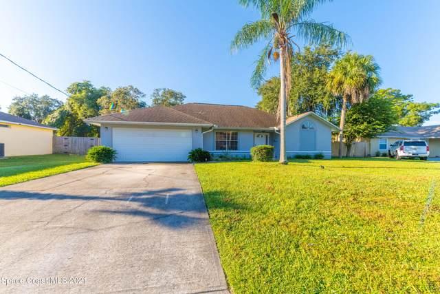 4565 Comfort Street, Cocoa, FL 32927 (MLS #917311) :: Keller Williams Realty Brevard