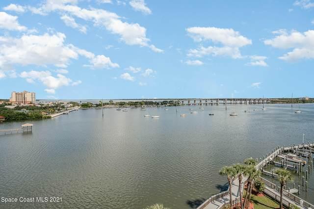 100 Riverside Drive #705, Cocoa, FL 32922 (MLS #917344) :: Keller Williams Realty Brevard
