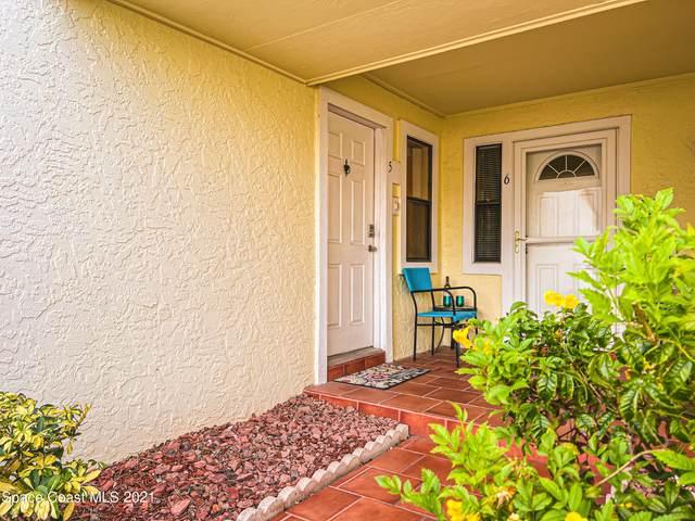 101 La Costa Street #5, Melbourne Beach, FL 32951 (MLS #917376) :: Keller Williams Realty Brevard