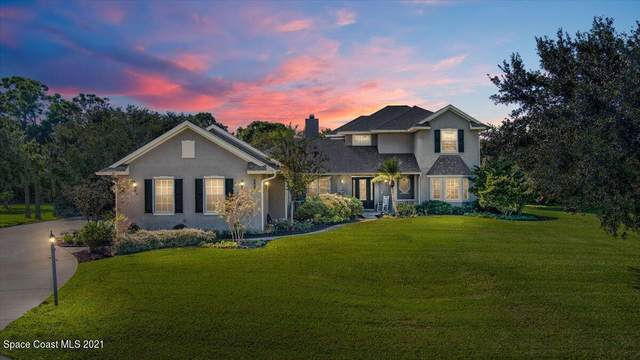 5621 Cypress Creek Drive, Grant, FL 32949 (MLS #917425) :: Keller Williams Realty Brevard