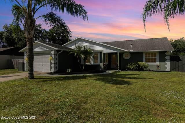 5934 Cardiff Avenue, Cocoa, FL 32927 (MLS #917433) :: Keller Williams Realty Brevard
