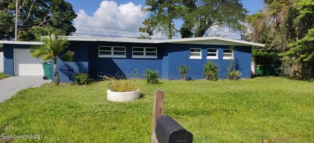 1206 Japonica Lane, Cocoa, FL 32922 (MLS #917465) :: Keller Williams Realty Brevard
