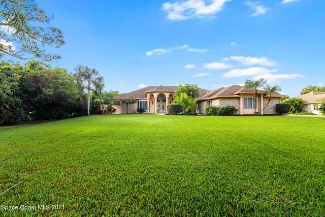 4161 Careywood Drive, Melbourne, FL 32934 (MLS #917472) :: Keller Williams Realty Brevard