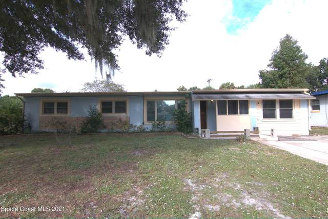 1201 Montclair Road, Cocoa, FL 32922 (MLS #917497) :: Keller Williams Realty Brevard