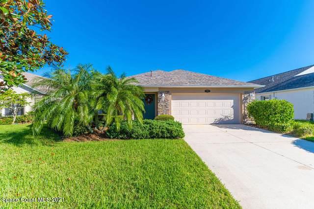 1621 Lago Mar Drive, Melbourne, FL 32940 (MLS #917560) :: Premium Properties Real Estate Services