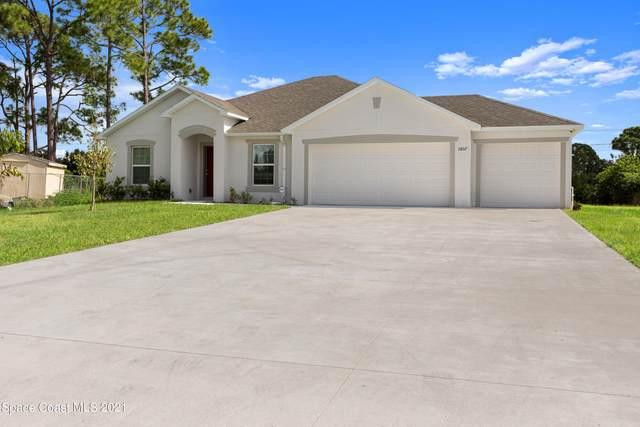 2807 Derby Avenue SE, Palm Bay, FL 32909 (MLS #917569) :: Keller Williams Realty Brevard