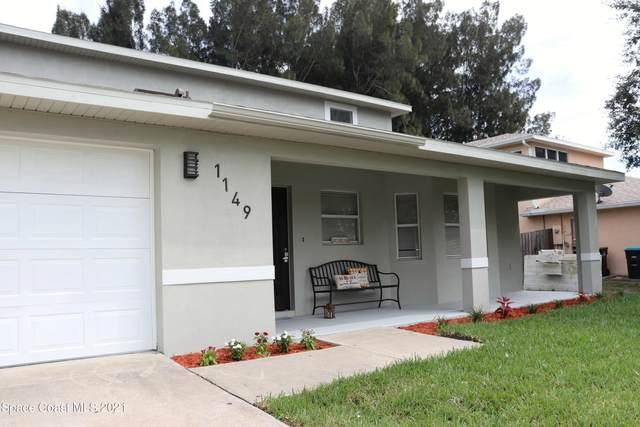 1149 Scyphers Street NE, Palm Bay, FL 32905 (MLS #917570) :: Keller Williams Realty Brevard