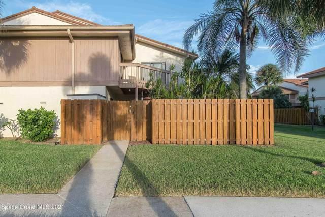 200 S Banana River Boulevard S #1904, Cocoa Beach, FL 32931 (MLS #917574) :: Premium Properties Real Estate Services