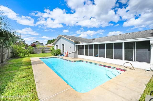 1425 Turnesa Drive, Titusville, FL 32780 (MLS #917597) :: Keller Williams Realty Brevard