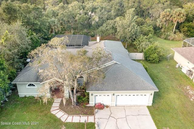 6350 Whispering Lane, Titusville, FL 32780 (MLS #917607) :: Keller Williams Realty Brevard