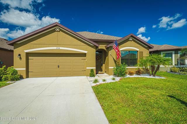 3758 Loggerhead Lane, Mims, FL 32754 (MLS #917617) :: Keller Williams Realty Brevard