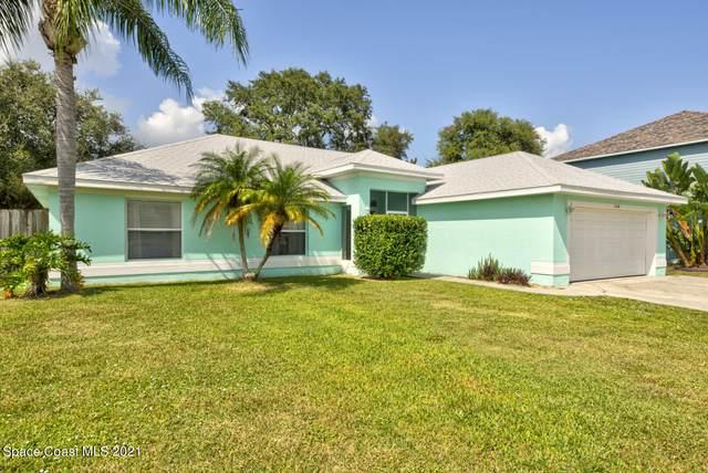 1146 Lamplighter Drive NW, Palm Bay, FL 32907 (MLS #917623) :: Dalton Wade Real Estate Group