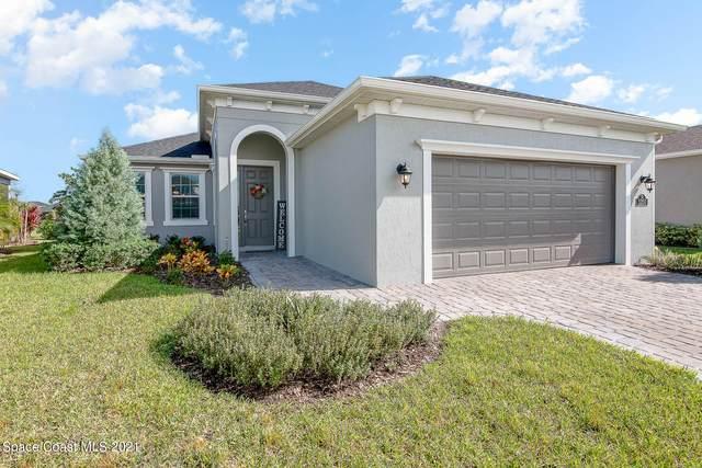 3350 Ribbon Grass Drive, Melbourne, FL 32940 (MLS #917664) :: Keller Williams Realty Brevard