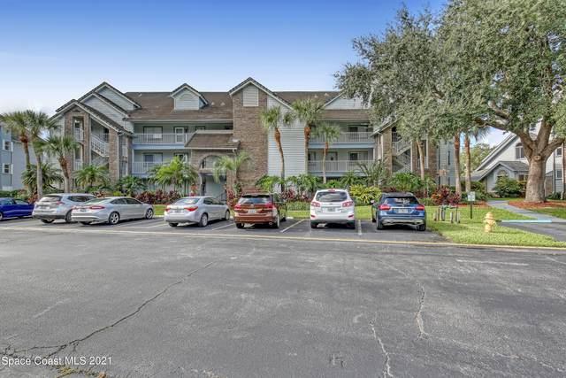 575 Shadow Wood Lane #231, Titusville, FL 32780 (MLS #917755) :: Keller Williams Realty Brevard