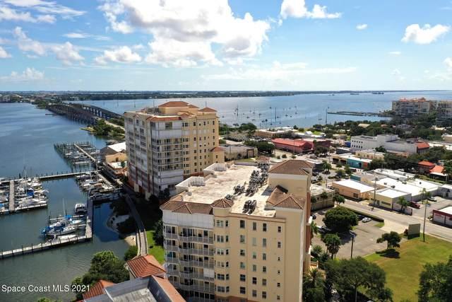 15 N Indian River Drive #301, Cocoa, FL 32922 (MLS #917760) :: Keller Williams Realty Brevard