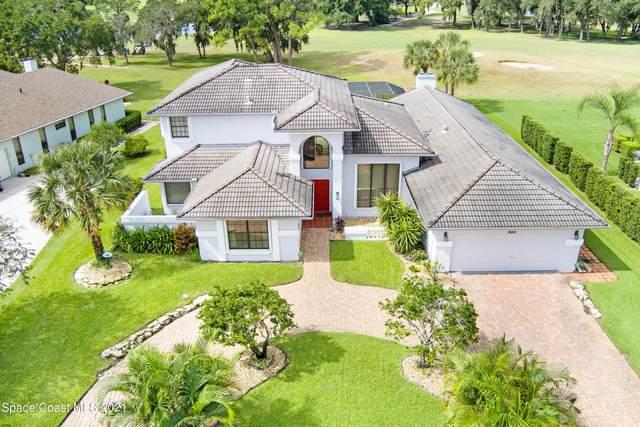3600 Oakhill Drive, Titusville, FL 32780 (MLS #917777) :: Engel & Voelkers Melbourne Central
