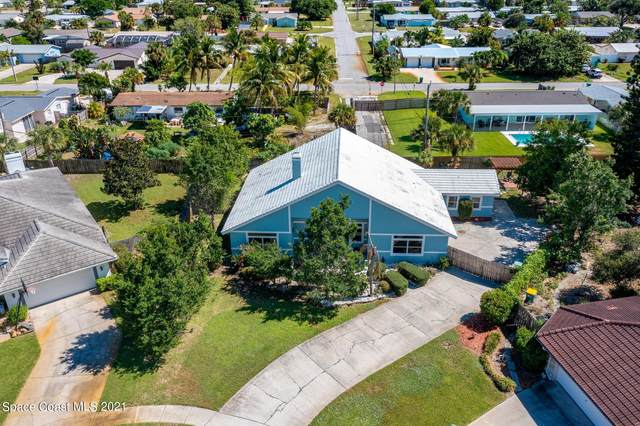 401 Rio Casa Drive S, Indialantic, FL 32903 (MLS #917816) :: Engel & Voelkers Melbourne Central