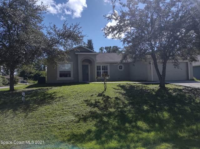704 Micco Street SW, Palm Bay, FL 32908 (MLS #917965) :: Keller Williams Realty Brevard