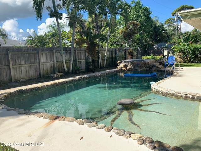 124 E Arlington Street, Satellite Beach, FL 32937 (MLS #917989) :: Premium Properties Real Estate Services