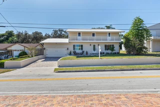 2125 Indian River Drive, Cocoa, FL 32922 (MLS #918029) :: Keller Williams Realty Brevard