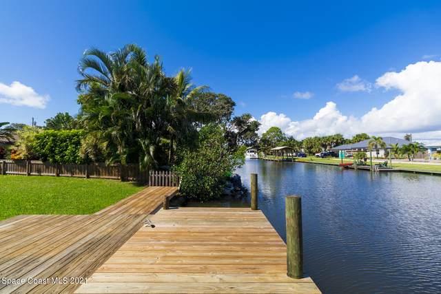 475 Indian Creek Drive, Cocoa Beach, FL 32931 (MLS #918030) :: Keller Williams Realty Brevard