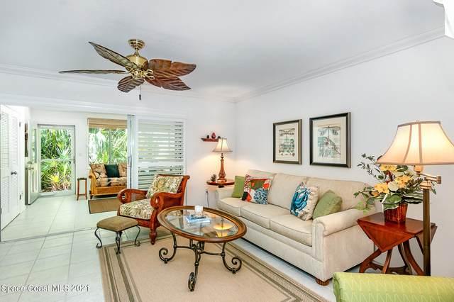 340 Seaport Boulevard #102, Cape Canaveral, FL 32920 (MLS #918073) :: Premium Properties Real Estate Services