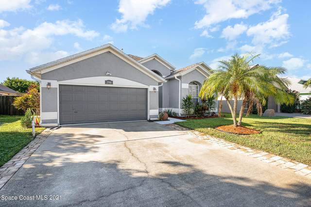 2986 Pebble Creek Street, Melbourne, FL 32935 (MLS #918124) :: Dalton Wade Real Estate Group