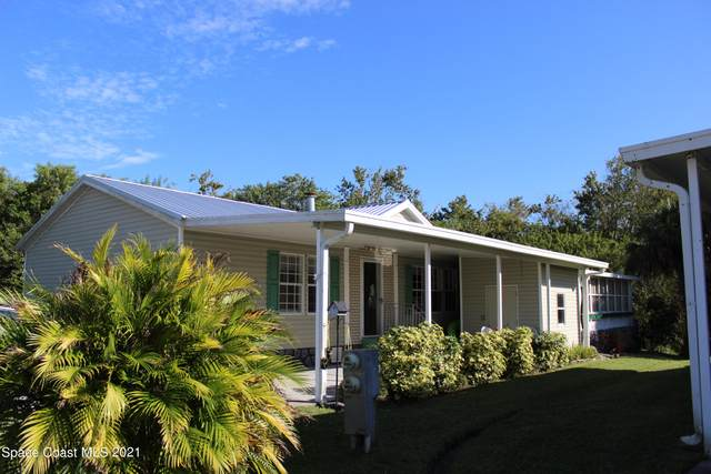 3913 Poplar Place, Cocoa, FL 32926 (MLS #918184) :: Keller Williams Realty Brevard