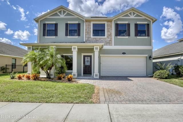 1516 Donegal Drive, Melbourne, FL 32940 (MLS #918293) :: Premium Properties Real Estate Services