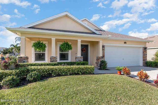 5663 Chicory Drive, Titusville, FL 32780 (MLS #918496) :: Keller Williams Realty Brevard