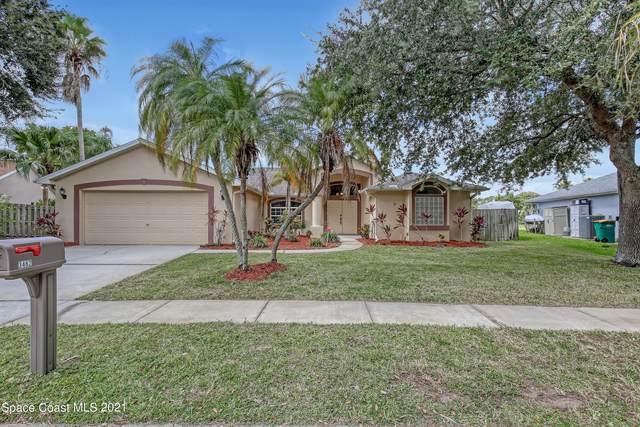 3482 Saddle Brook Drive, Melbourne, FL 32934 (MLS #918522) :: Dalton Wade Real Estate Group