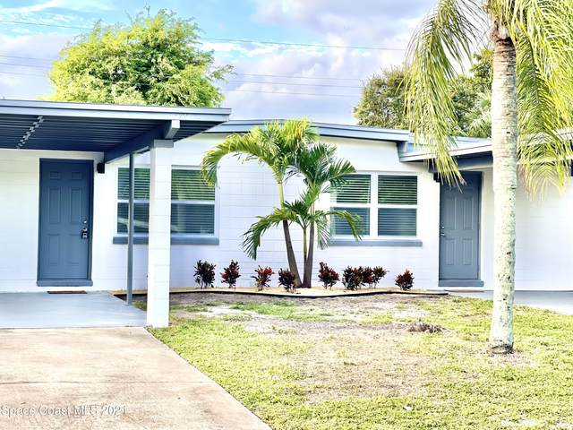 115 & 117 Harrison Avenue, Cape Canaveral, FL 32920 (MLS #918528) :: Keller Williams Realty Brevard