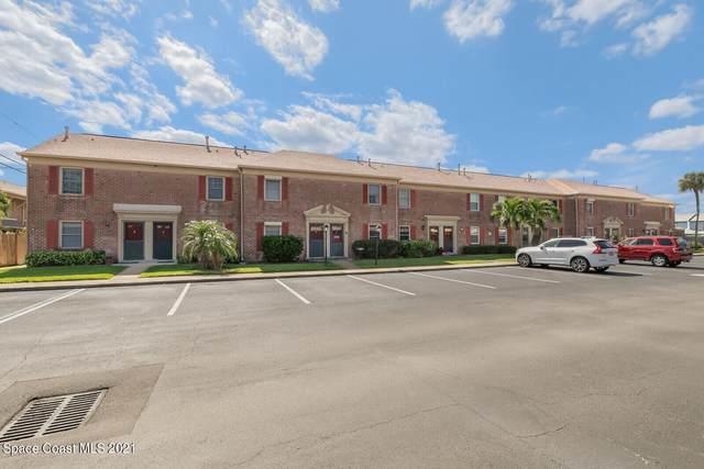 915 N Colonial Court #27, Indian Harbour Beach, FL 32937 (MLS #918784) :: Keller Williams Realty Brevard