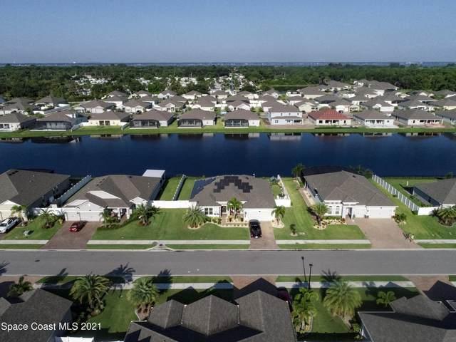 5115 Hebron Drive, Merritt Island, FL 32953 (MLS #918820) :: Dalton Wade Real Estate Group