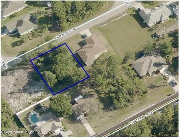 1026 SE Palo Alto Street SE, Palm Bay, FL 32909 (MLS #918905) :: Vacasa Real Estate