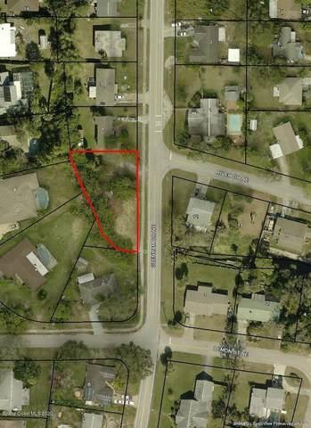 1134 NE Glenham Drive, Palm Bay, FL 32905 (MLS #744127) :: Premium Properties Real Estate Services