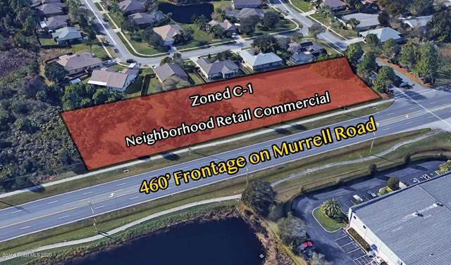 0 Murrell Road, Rockledge, FL 32955 (MLS #784310) :: Engel & Voelkers Melbourne Central