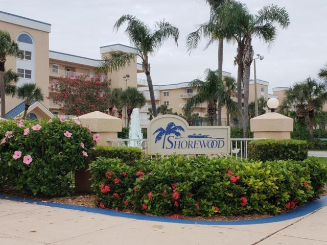 604 Shorewood Drive #206, Cape Canaveral, FL 32920 (MLS #789454) :: Pamela Myers Realty
