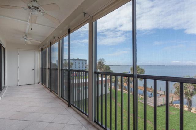 3833 S Banana River Boulevard #305, Cocoa Beach, FL 32931 (MLS #791292) :: Better Homes and Gardens Real Estate Star