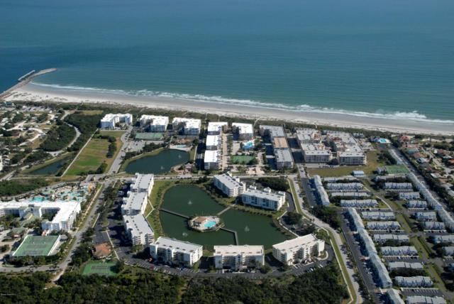 609 Shorewood Drive #205, Cape Canaveral, FL 32920 (MLS #796396) :: Platinum Group / Keller Williams Realty