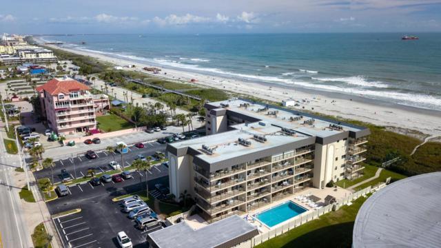 4100 Ocean Beach Boulevard #210, Cocoa Beach, FL 32931 (MLS #798962) :: Pamela Myers Realty