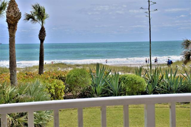 301 N Atlantic Avenue #205, Cocoa Beach, FL 32931 (MLS #802884) :: Pamela Myers Realty