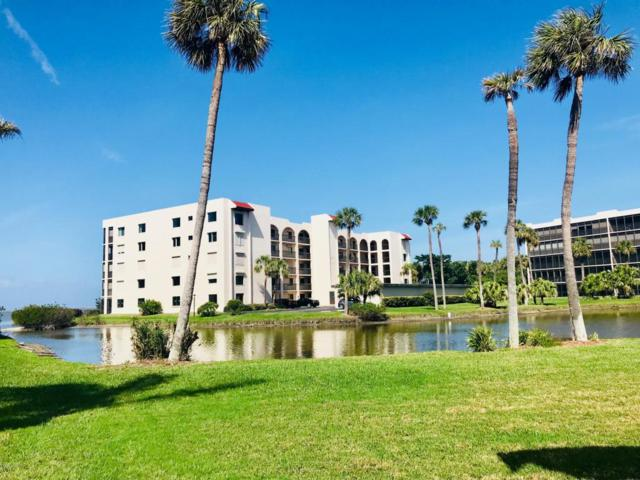 5805 N Banana River Boulevard #1123, Cape Canaveral, FL 32920 (MLS #803726) :: Pamela Myers Realty