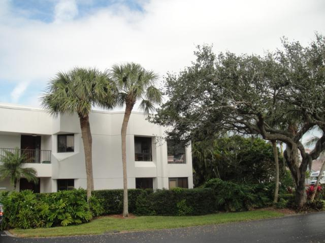 258 Aquarina Boulevard #258, Melbourne Beach, FL 32951 (MLS #804872) :: Premium Properties Real Estate Services