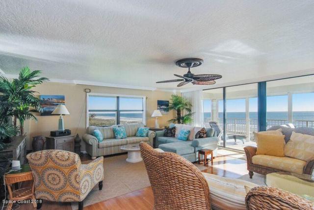 830 N Atlantic Avenue B501, Cocoa Beach, FL 32931 (MLS #805029) :: Pamela Myers Realty