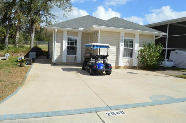 2640 Frontier Drive #248, Titusville, FL 32796 (MLS #805815) :: Blue Marlin Real Estate