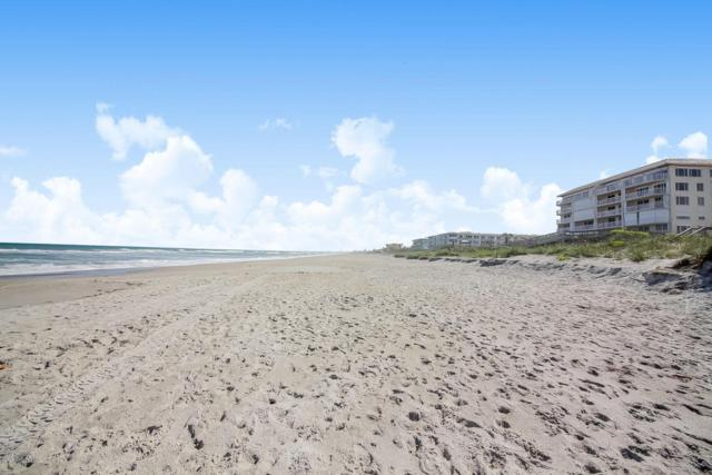 755 N Highway A1a #105, Indialantic, FL 32903 (MLS #805832) :: Better Homes and Gardens Real Estate Star